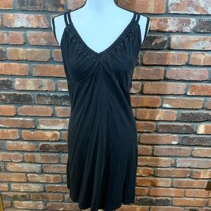 Athleta V-neck Sleeveless Dress - Style 44259